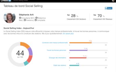 Utilisez le social selling index pour faire du business sur Linkedin