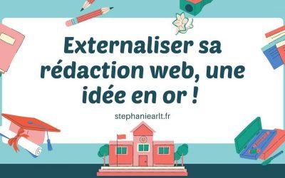Externaliser sa rédaction web, une belle option. Explications