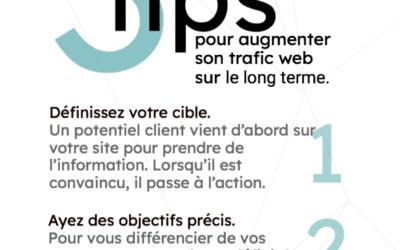 Un guide pour mieux comprendre le trafic Web